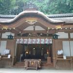 2016年9月同僚たちとの奈良癒し旅 その四(三輪明神 大神神社編)