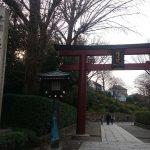 お出かけ(根津神社&映画『LALALAND』)