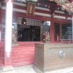 2017年7月夏の温泉で癒され旅 その1(日本一のえびす様大前神社で福を頂く!)