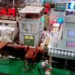 お出かけ(KITTE東京:香港ミニュチュア展編)