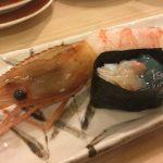 お出かけ(魚食らう!お寿司トリトン編)