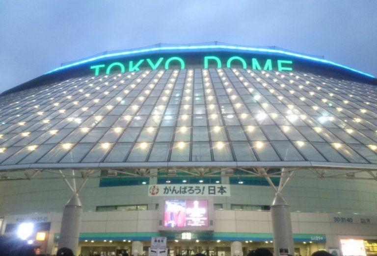 東方神起ビギアゲツアー:東京ドーム