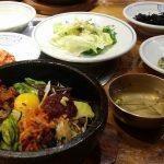 2017年10月韓国二人旅その21(旅最後の晩餐はビビンバ★編)