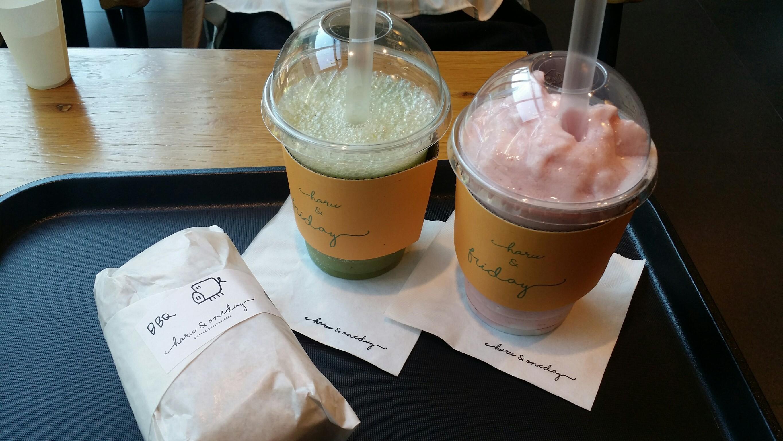 Haru&Onedayドンヘお兄ちゃんカフェ