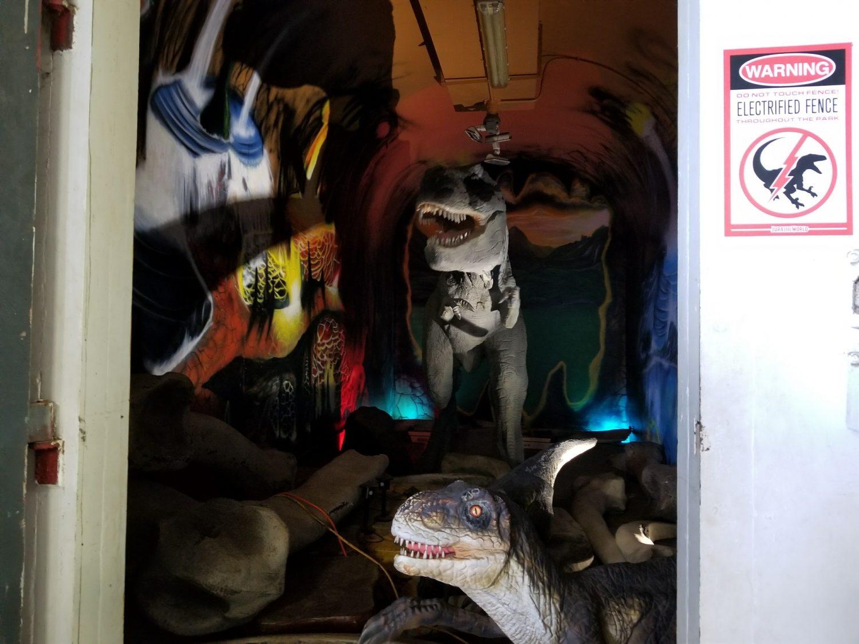 クアロアランチ。映画「ジュラシックワールド」体験
