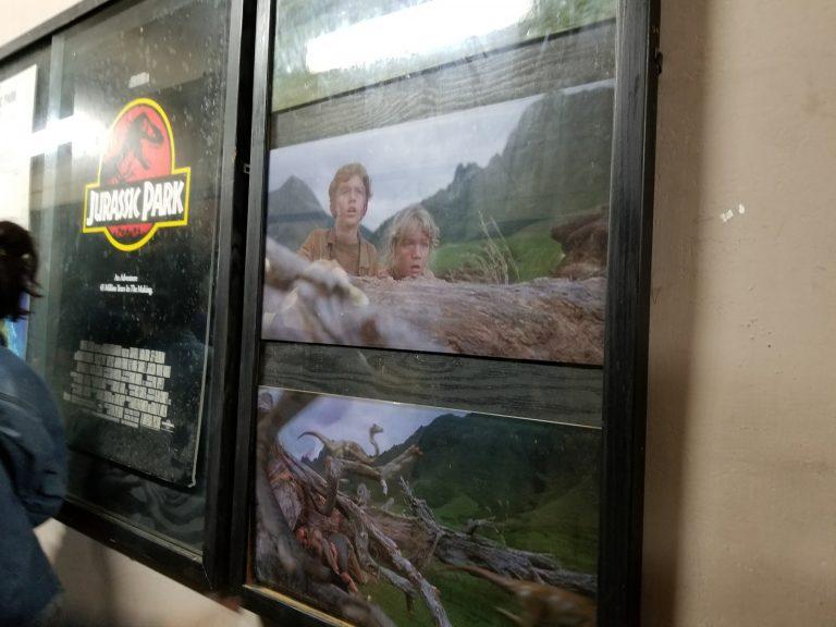 クアロアランチ。映画「ジュラシック・パーク」撮影風景