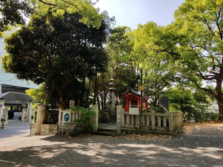 王子神社の末社、関神社