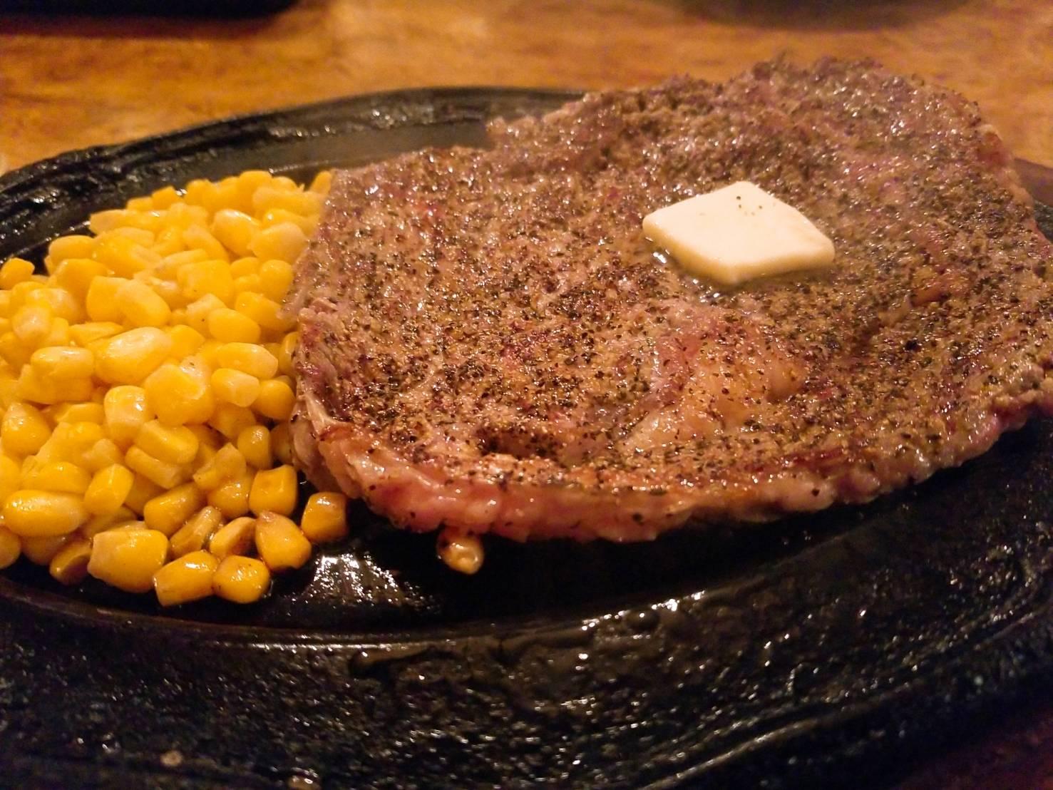 ビリー・ザ・キッドでお肉