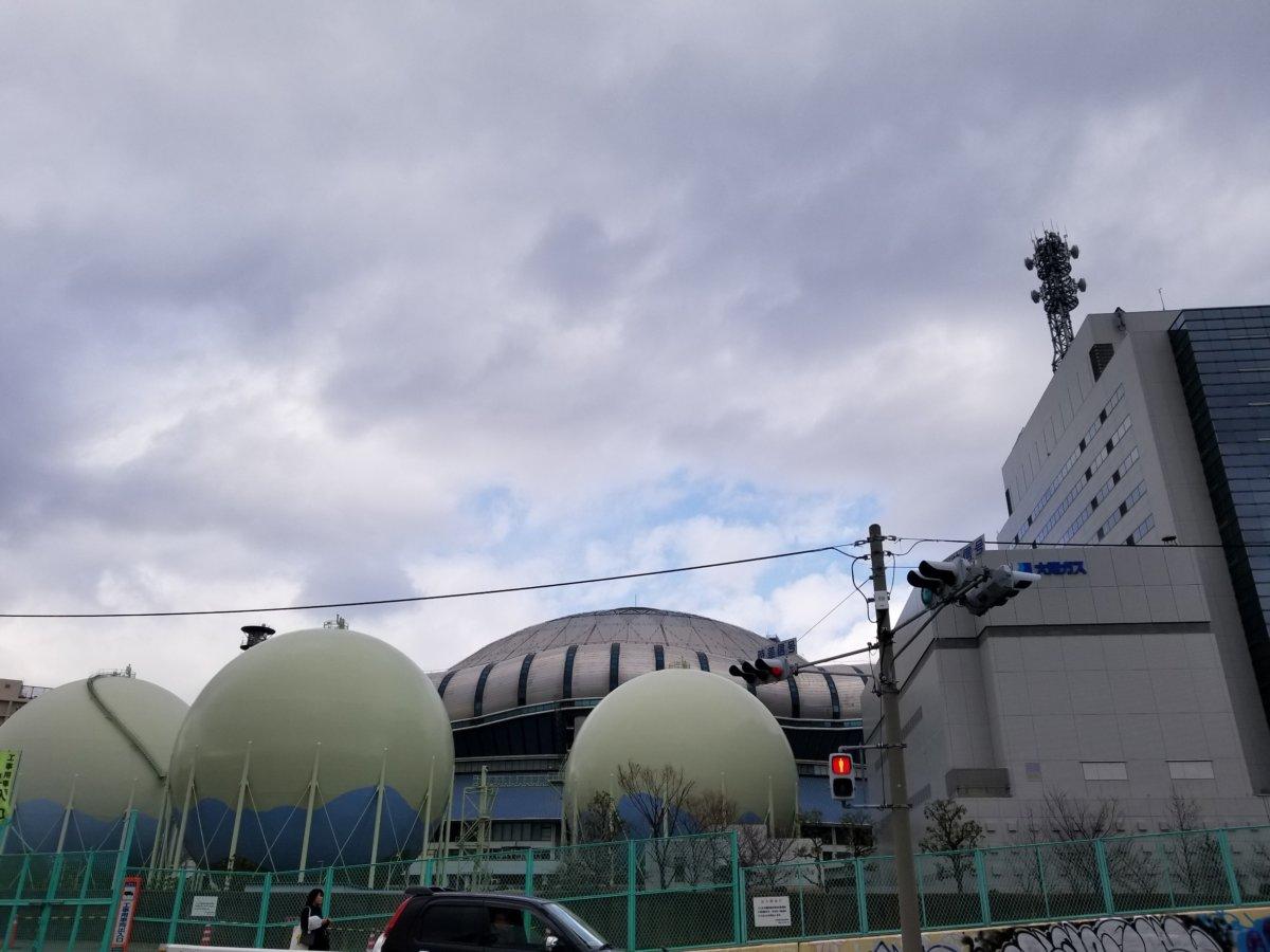 京セラドーム大阪:東方神起