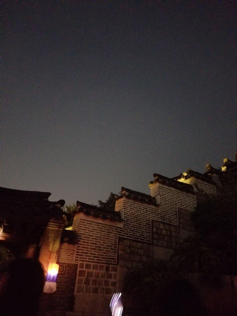 昌徳宮:楽善斎(ナクソンジェ)月灯り紀行