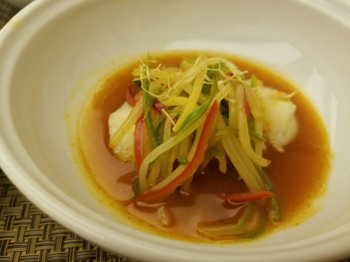 コリアハウス:お魚料理