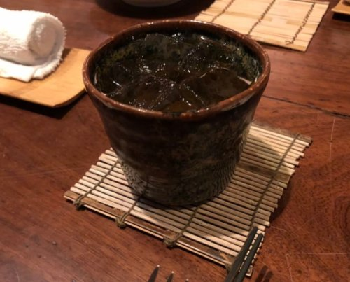 今彩:ラム酒の南高梅梅酒