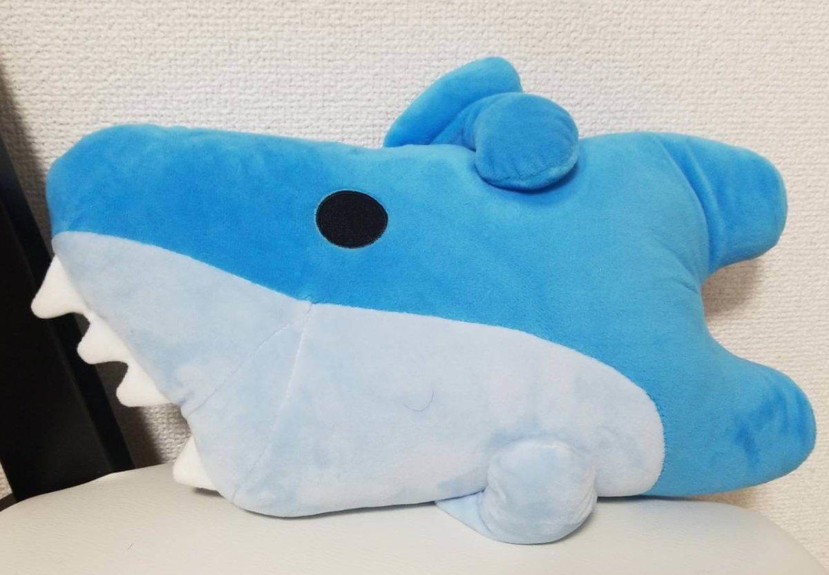 サメのぬいぐるみ:サメぐるみ