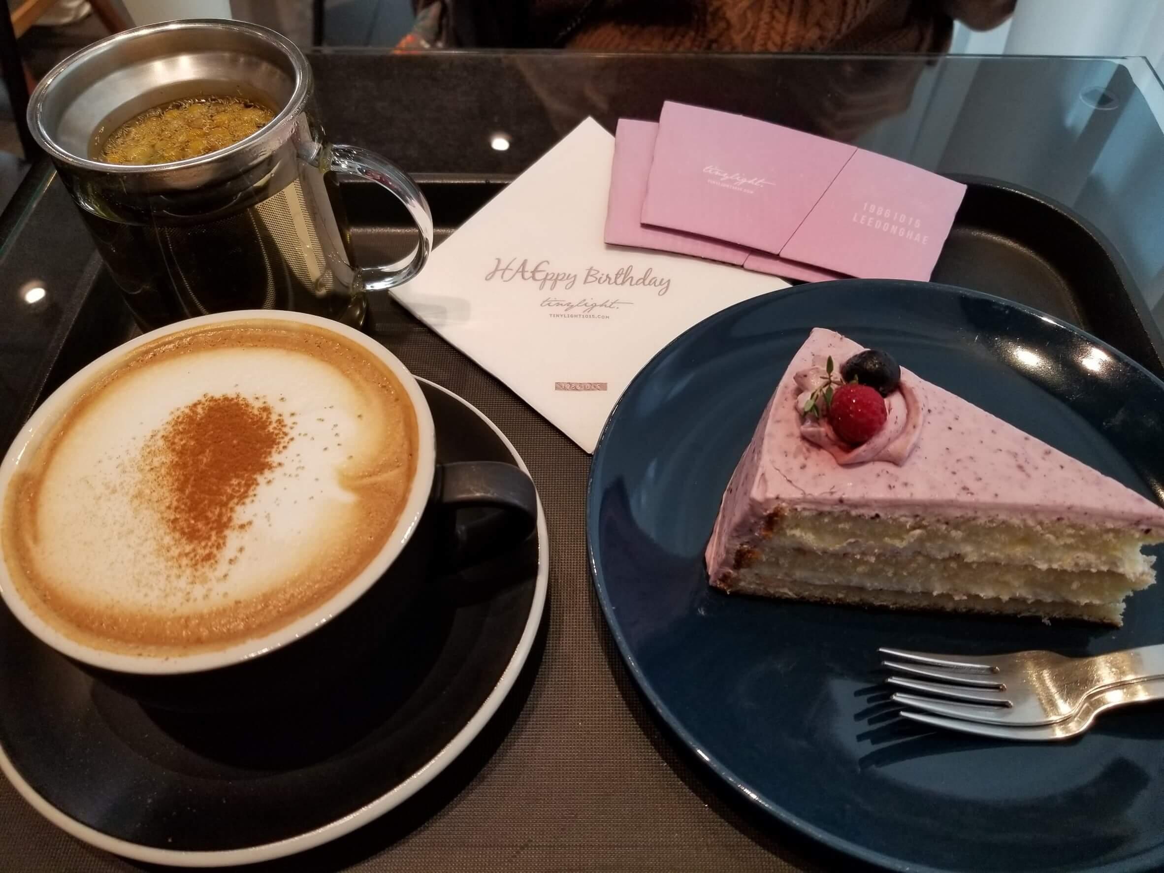 Haru&Oneday:ドンヘ誕生日(センイル)おめでとう会