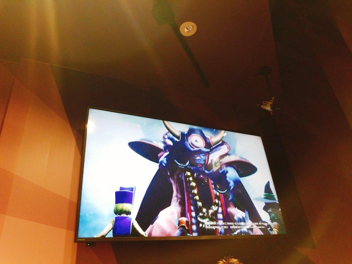 VR ZONE SHINJUKU。ゾーマを倒しに…!
