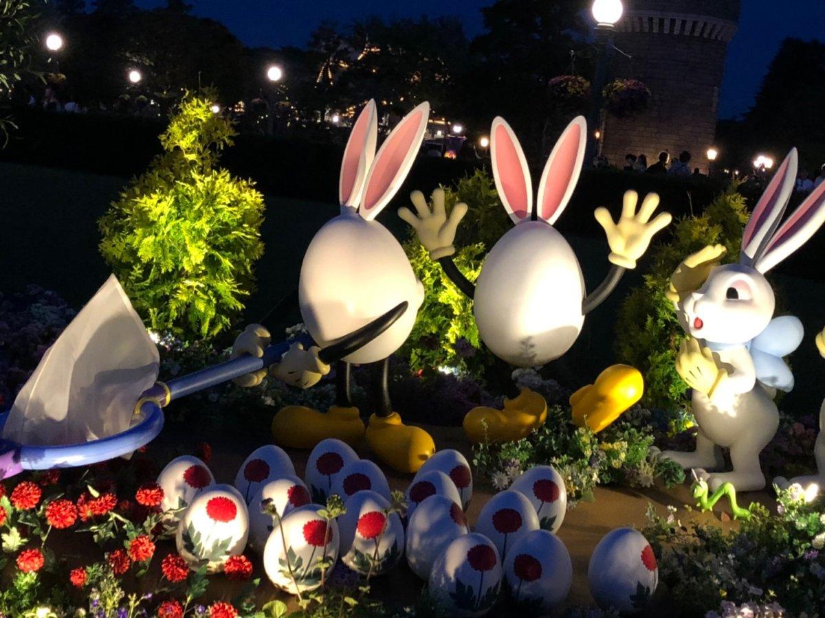 うさたまイベント:東京ディズニーランド