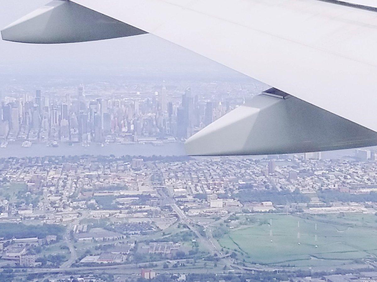 窓の外はニューヨーク:WDW&UORアメリカ新婚旅行