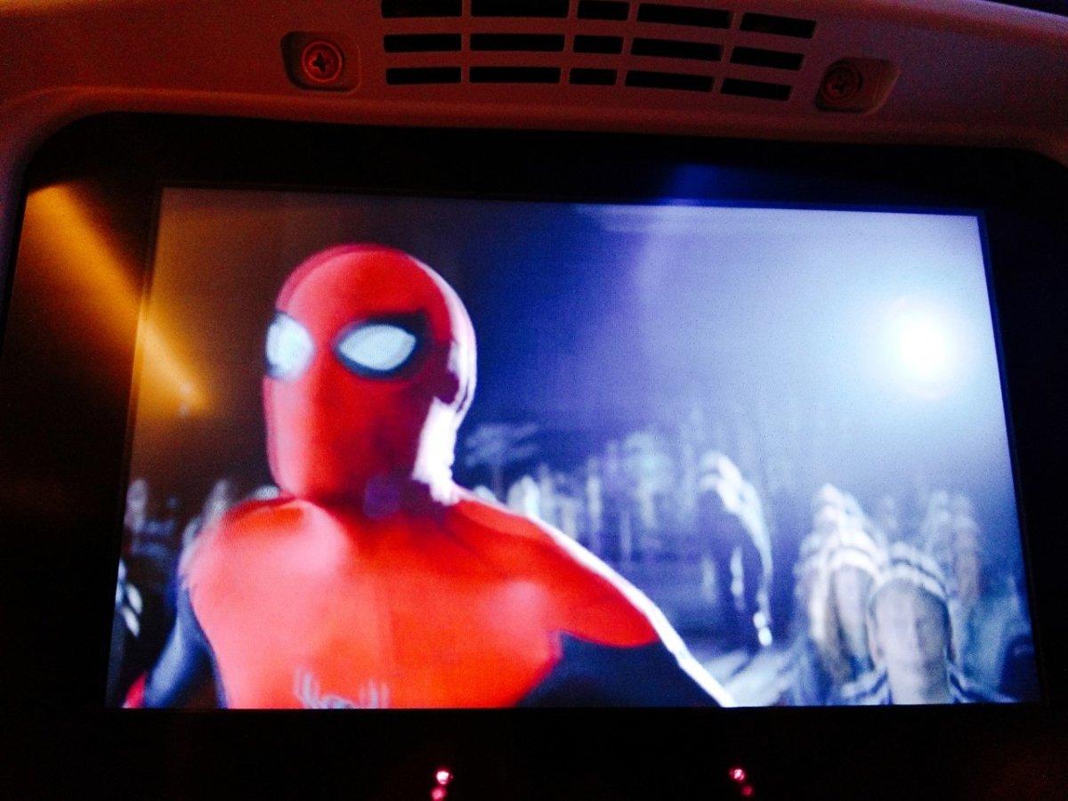 ユナイテッド航空はスパイダーマンを応援しています!FFC:WDW&UORアメリカ新婚旅行