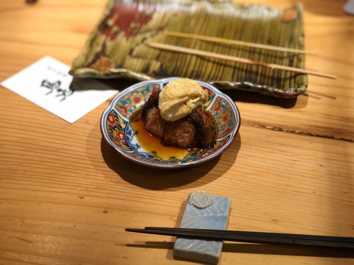 鳥恵:上野御徒町:ジャンボマッシュルームの肉詰め