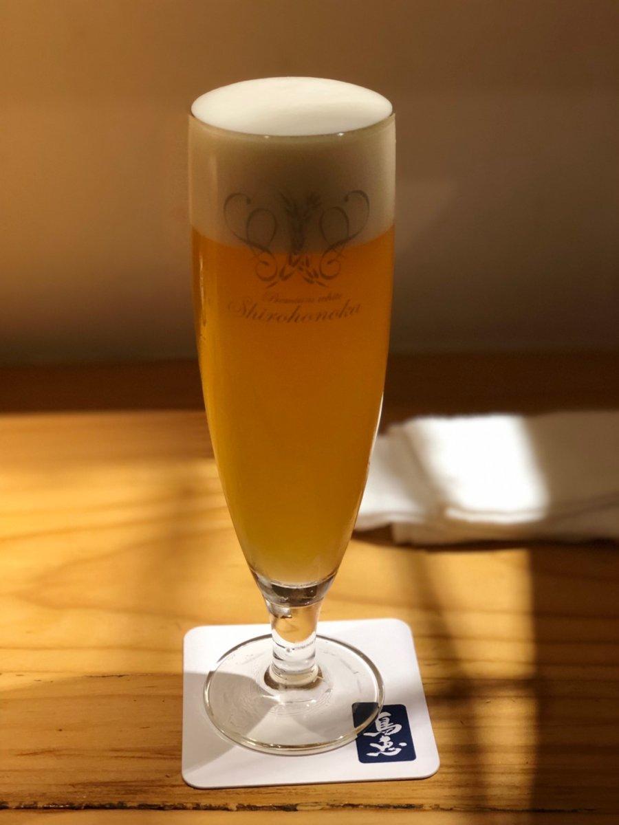 鳥恵:上野御徒町:まずはビール