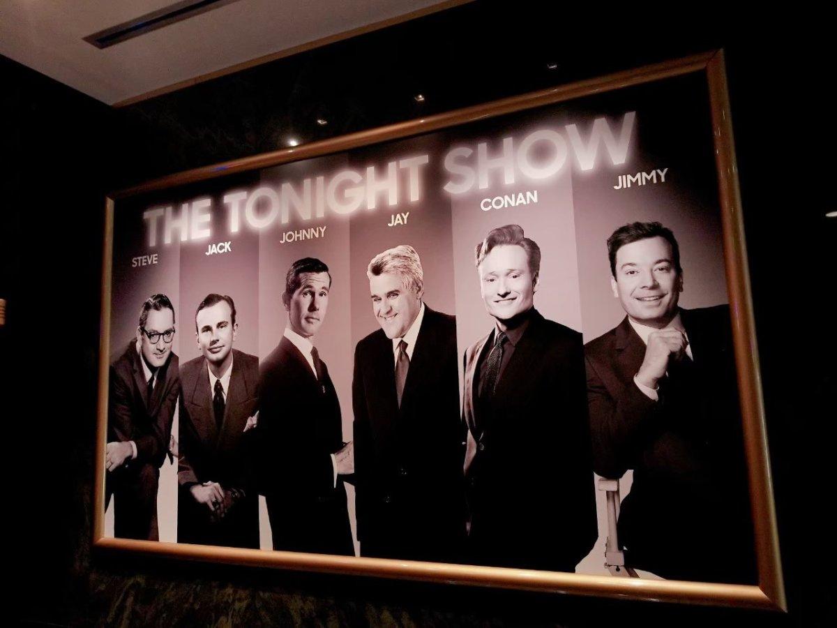 アメリカで有名なトーク番組「ザ・トゥナイト・ショー」歴代の司会者:レース・スルー・ニューヨーク・スターリング・ジミー・ファロン