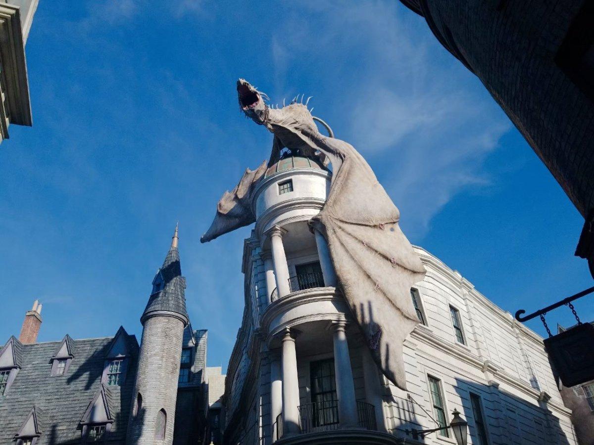 ドラゴン!:ウェザーディング・ワールド・オブ・ハリー・ポッター