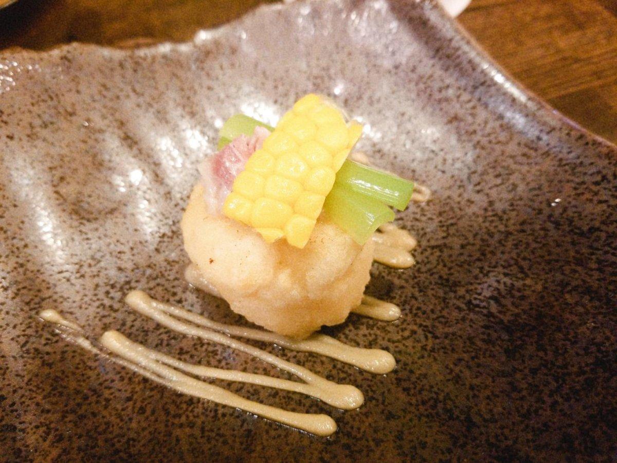 揚げ物:魚菜 由良:魚介料理・海鮮料理