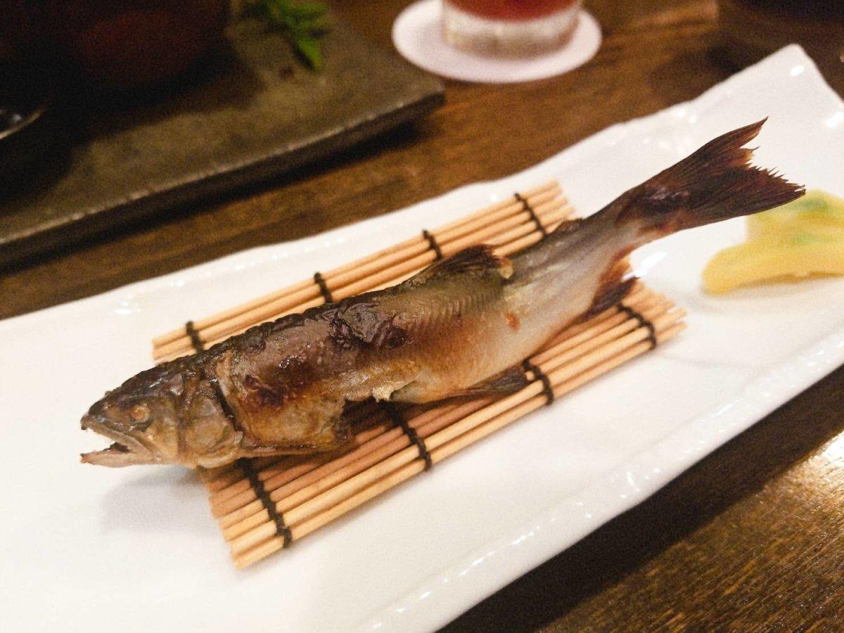 焼物:魚菜 由良:魚介料理・海鮮料理