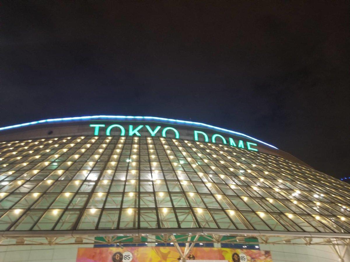 東方神起ライブツアー2019XV:東京ドーム