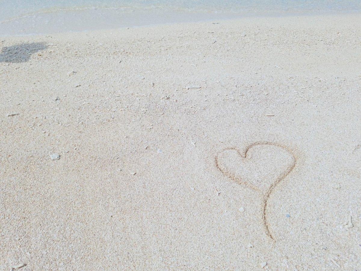 美らSUNビーチ:2020年1月沖縄