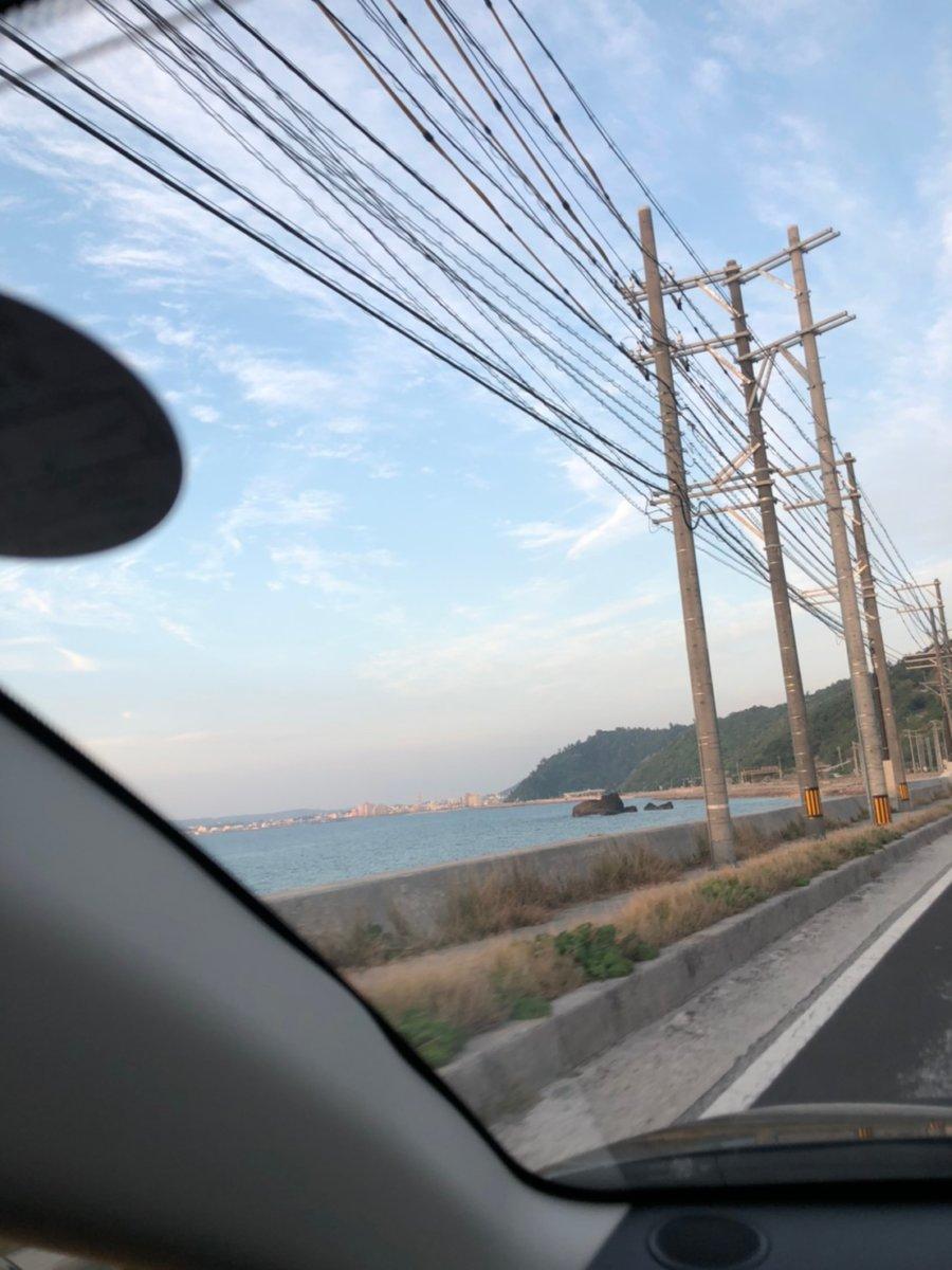 沖縄本島の電線が多い:2020年1月