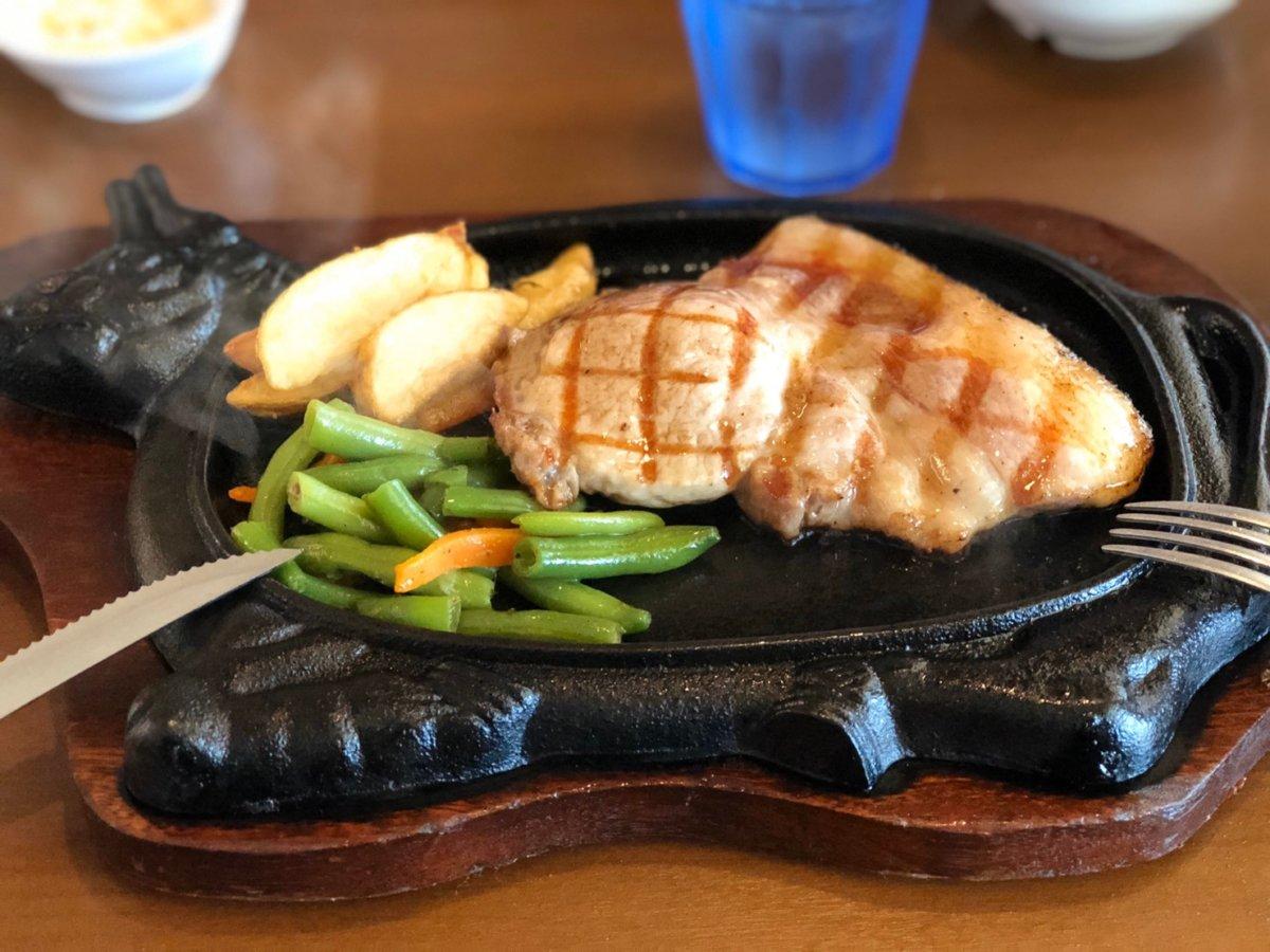 ステーキ88美ら海店のお肉!