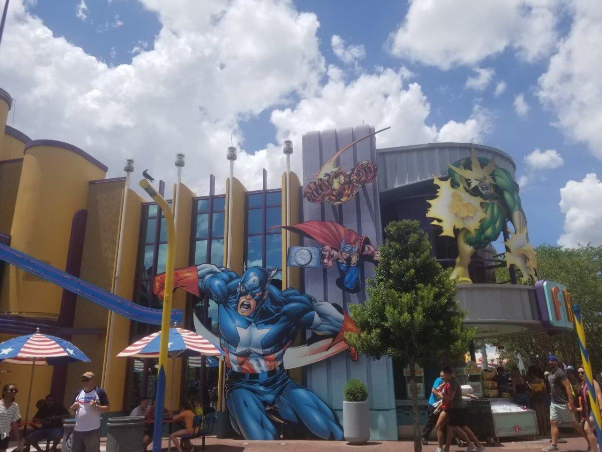 キャプテンアメリカ/アイアンマン/マイティ・ソー:マーベル・スーパーヒーロー・アイランド