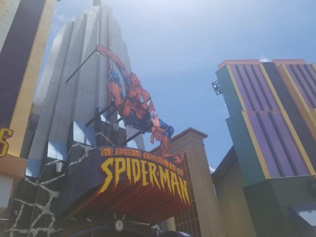 アメイジング・アドベンチャーズ・オブ・スパイダーマン(略してアメスパ):マーベル・スーパーヒーロー・アイランド