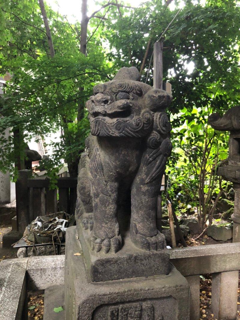 学問・芸能・仕事の神様『小野照崎神社』